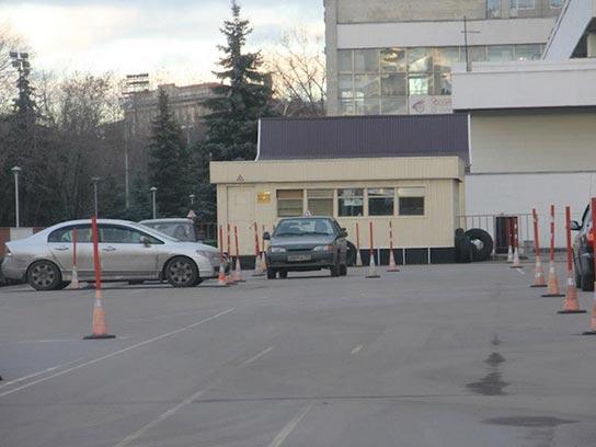 Фото автошколы Эстафета в Москве