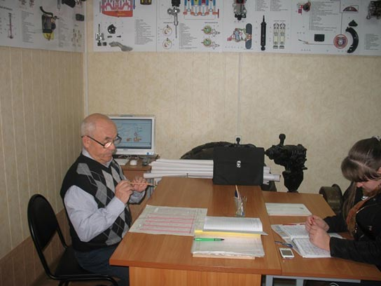 Фото автошколы ДОСААФ Серпухов в Серпухове