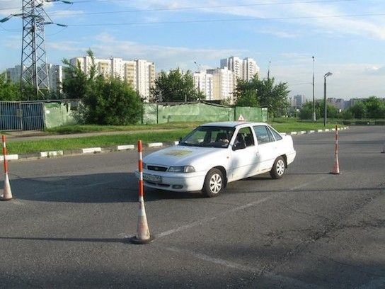 Фото автошколы Галас в Москве