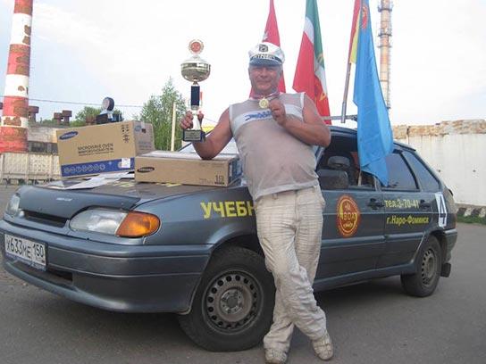 Фото автошколы ВОА Наро-Фоминск в Наро-Фоминске