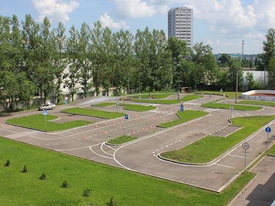 Фото автошколы ПК №50 в Зеленограде
