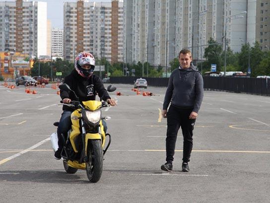 Фото автошколы Престиж в Москве