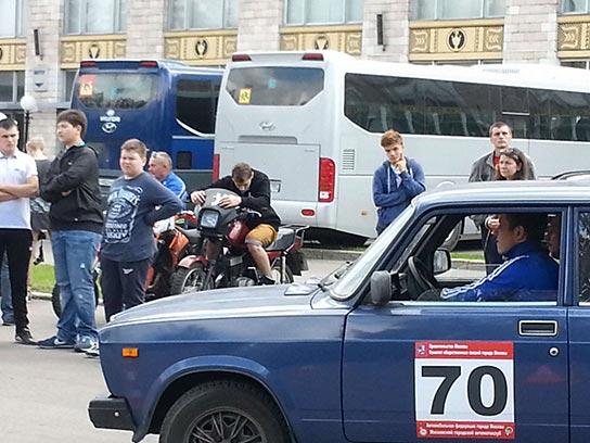 Фото автошколы МГАМК в Москве