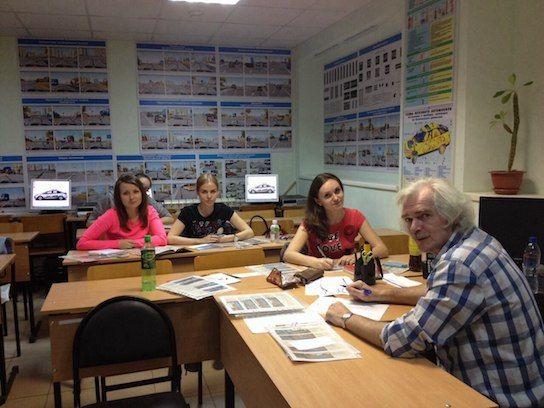 Фото автошколы Мастерская АВ в Москве