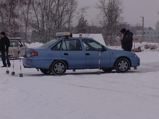 Фото автошколы СТК в Чехове