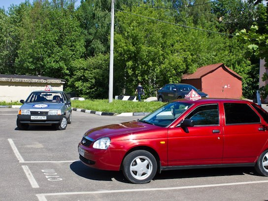 Фото автошколы Минуэт в Зеленограде