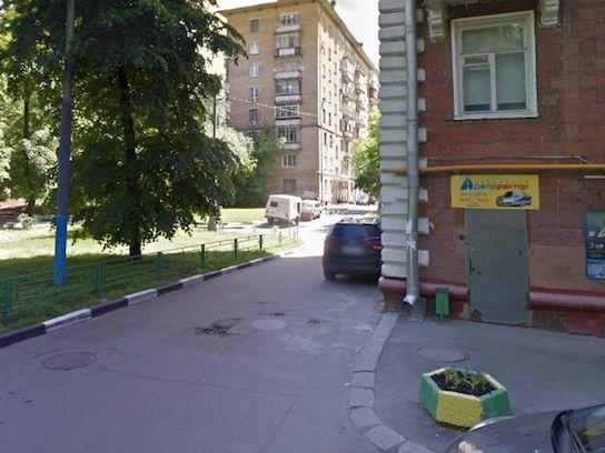 Фото автошколы Меридиан в Москве