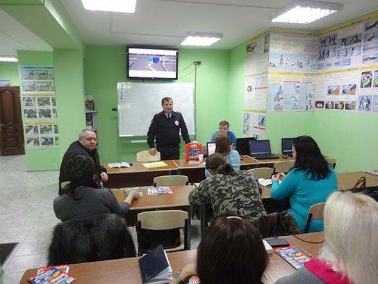 Фото автошколы Лига автошкол в Москве