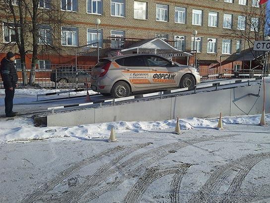 Фото автошколы Форсаж в Куровском