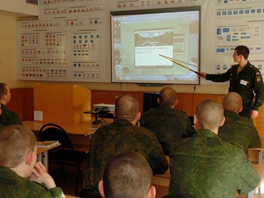 Фото автошколы Войсковая часть 83466 в Москве